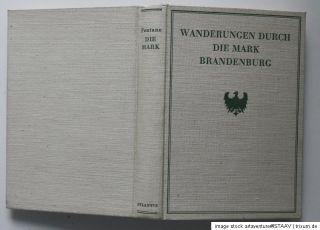 Dt.Reich ivintage Photography illu FONTANE Wanderungen d Mark