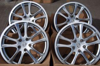 NEU 10 x 21 Zoll GTS Design Felgen fuer Porsche Cayenne 955 957 958