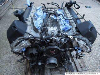 BMW E60 M5 S85B50 Limo V10 Motor Engine 507PS Triebwerk M6 E63 E64 E61