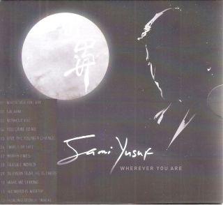 new Sami Yusuf WHEREVER YOU ARE, Salam ~ CD ALBUM COAS O COAS