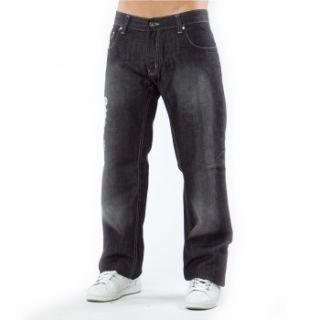 Southpole Herren Hose Loose Fit Jeans Hose