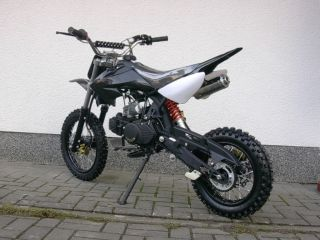 Dirt Bike 125 ccm 14 12 Raeder Cross Vollcross Pocketbike Pit Enduro