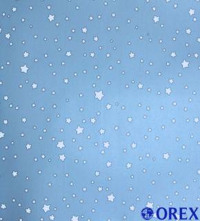 rasch Kindertapete 313429 945 1 Kinder Tapete Sterne blau