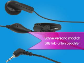 Headset für Siemens Gigaset C610 C610A C610H Telefon Kopfhörer