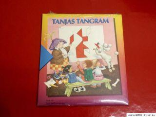 Tanjas Tangram Spiel   Spaß   Lernprogram von Time Life, Buch