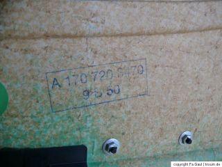 MERCEDES BENZ SLK R170 Türverkleidung Türpappe rechts #A