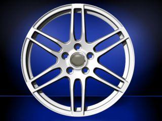 18 RS4 Kompletträder Alufelge Felgen VW GOLF 5 GTI R32