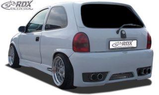 Heckspoiler Opel Corsa B Dachspoiler Spoiler