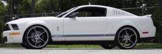 Ruff Racing R948 9x22 5x114,3 Alufelgen US Felgen Ford Mustang 300C