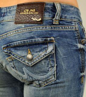 ltb jeans skinny blue velvet wash ltb artikelnummer 5224 957