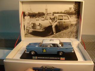 Revell 1 32 08313 Mercedes Benz 220 SE Argentina Rallye 1962 Slot Car