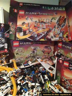 Lego Star wars u. Mars Mission Sammlung ein echtes Schnäppchen (ca