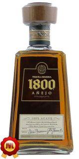 Jose Cuervo Tequila 1800 Anejo Reserva 100% Agave