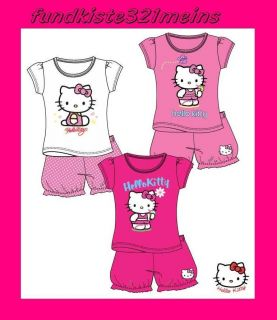 HELLO KITTY T Shirt und Hose NEUE KOLLEKTION 2011