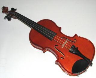 Geige, Violine mit Koffer, gute Erhaltung, für Schüler, Kinder