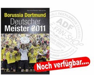 SONDERPREIS BVB Buch Deutscher Meister 2011 Borussia 09 Meisterbuch