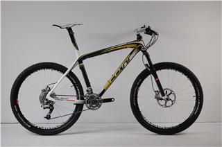 Scott SCALE RC   2010   Carbon Mountain Bike   DT Swiss   Sram XX   rh