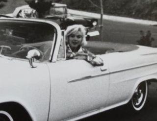 George Barris : erotische FOTOGRAFIE von MARILYN MONROE handsigniert