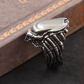 NEW Alien vs Predator AVP Predator Hunting Rings Nice Gift AH03