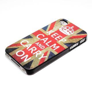 iPhone 4 4S vHülle Case Schutzhülle Hard Cover Tasche Bumper Schale