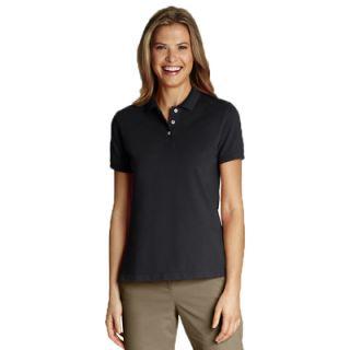LANDS END Damen Poloshirt Jersey Shirt Cardigan in verschiedenen