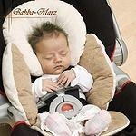 JJ Cole USA Baby Sitzverkleinerer Autositz Kinderwagen Babyschale