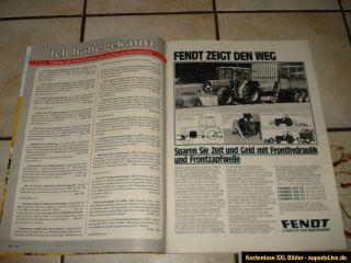 DLZ 1981 Schlüter Profi Trac 5000 TVL/Zetor/Massey Ferguson 1134A