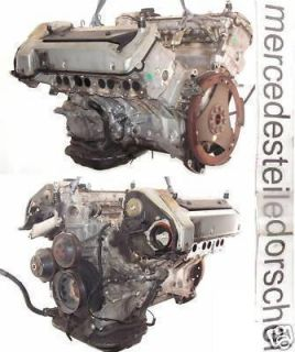 SL R129 Motor Engine V8 W129 SL500 Kennung 119960 119 960 laeuft super