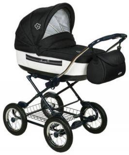 Kombi Kinderwagen Roan Marita, mit Baby Autoschale, NEU