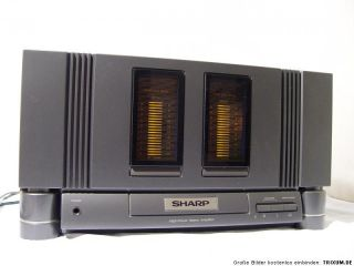 SHARP Power Amplifier SX 8800H Endstufe 1155 Watt