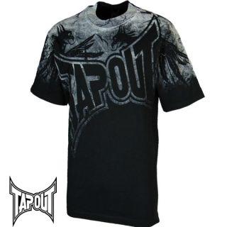 Tapout Herren T Shirt S M L XL XXL 3XL 5XL UFC MMA Kampfsport Tee