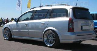 Opel Astra G Caravan Dachspoiler Spoiler Heckspoiler OPC