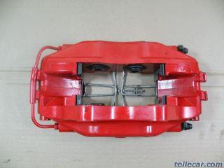 Porsche 993 Turbo Bremssättel Brembo HA brake caliper L