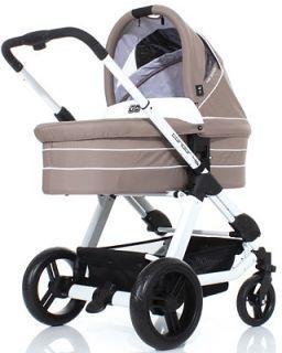 ABC Design Condor 4S Kombi Kinderwagen mit Tragewanne Lotus 2013