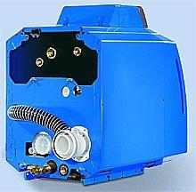 Buderus Öl Brennwert GB125 22 kW 200 l Speicher Zub.