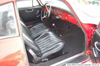 Porsche 356 B Coupe BJ 63 Oldtimer