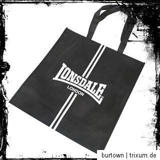 Lonsdale Shopper Bag Tasche Beutel England UK Original NEU