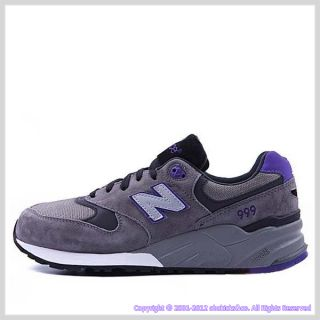 GREY PURPLE ML999 SS12 CLASSIC RUNNING 999 kennedy concepts