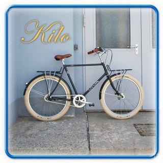 Fahrrad Herrenrad Viva Kilo, 7 Gang Shimano Design Bike