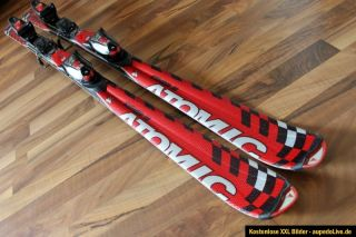 Atomic GS 11 21 Beta Race Carving Ski Carver 150cm mit Atomic CR 412