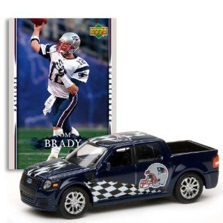 New England Patriots   Tom Brady 2007 Upper Deck