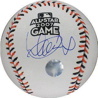 Ichiro Suzuki Autographed 2007 All Star Baseball Sports