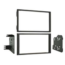 DIN Installation Dash Kit for 2003 2007 Honda Pilot: Electronics