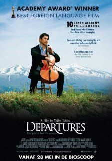 Departures Movie Poster (11 x 17 Inches   28cm x 44cm) (2008