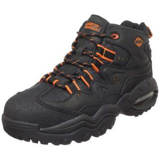 com Harley Davidson Mens Crossroads II Steel Toe Hiking Boot Shoes