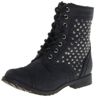 Steve Madden Tkommit Lace Up Boot (Toddler/Little Kid) Shoes