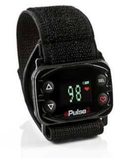 ePulse2 Strapless Heart Rate Monitor Watch & Calorie
