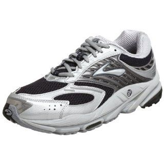 Mens Beast Running Shoe,Magnum/Silver/Black/Tarn,11 D Brooks Shoes