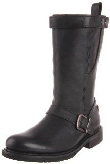 Harley Davidson Womens Dulcie Motorcycle Boot Shoes