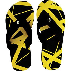 Van Halen   Mens Flip Flop Sandals Shoes